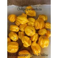 Trinidad Scorpion Butch T Yellow