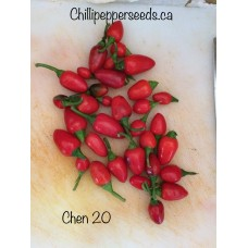 Chen 20 Pepper Seeds